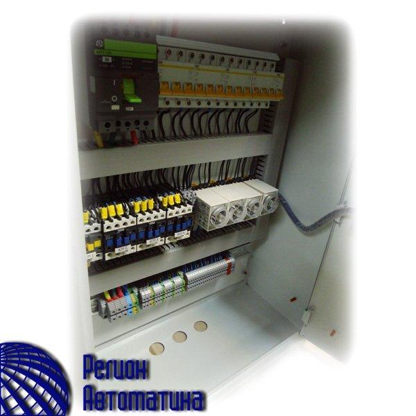 Блоки управления системами